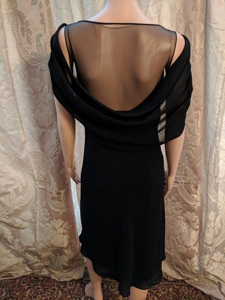 5e1e836b815 29005 B3 LBD Beautiful Anything But Basic Black Dress By Patra Size 8
